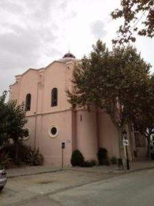Iglesia del Carme (Caldes d'Estrac)