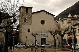 Iglesia del Carme (Camprodon)