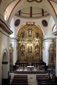 iglesia del carmen carmelitas descalzos markina xemein