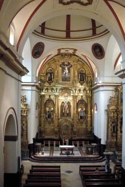 iglesia del carmen carmelitas descalzos markina