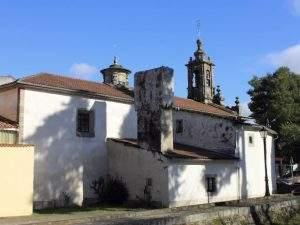iglesia del carmen de abajo santiago de compostela
