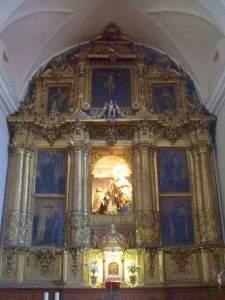 Iglesia del Carmen (Filipenses) (Tudela)