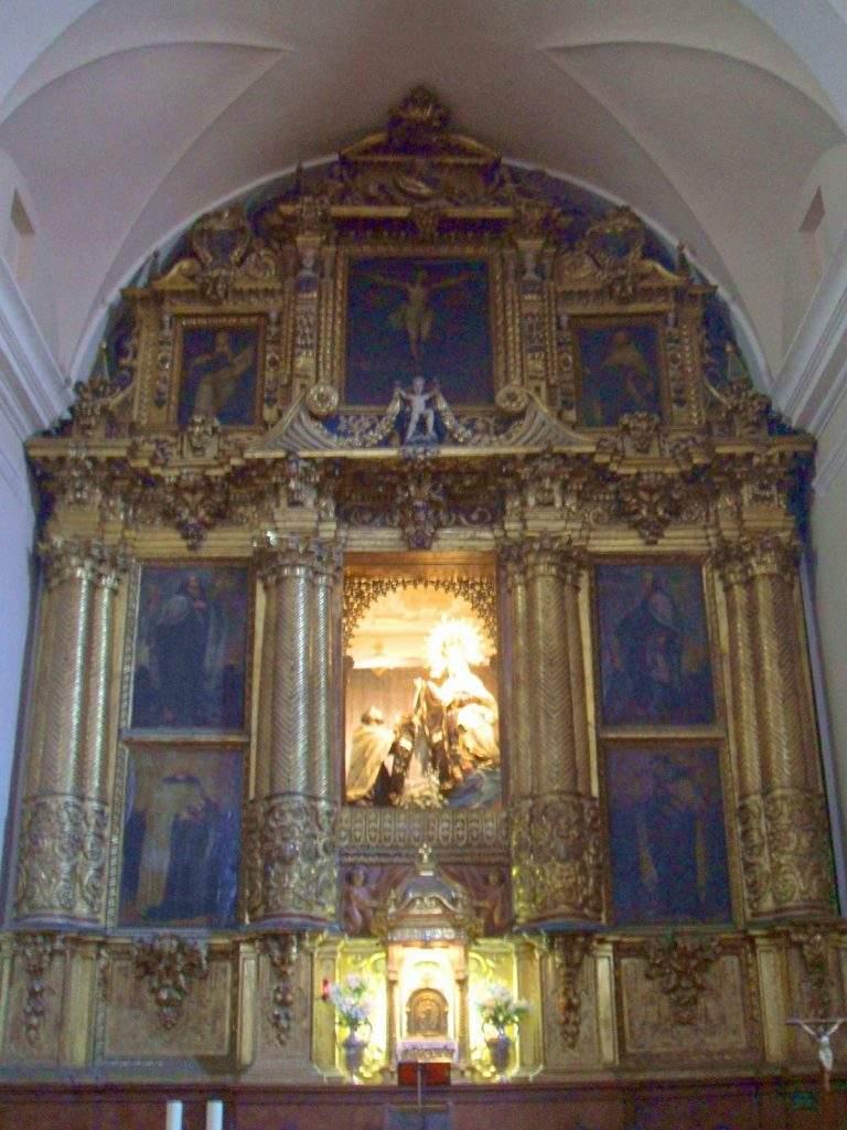iglesia del carmen filipenses tudela