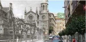 iglesia del carmen y santa teresa padres carmelitas santander