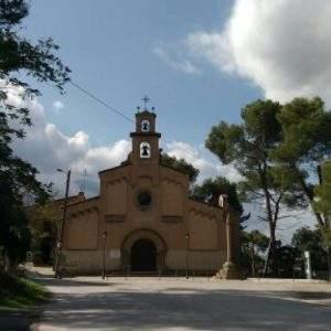 Iglesia del casal de la parròquia de Santa Maria (Montcada i Reixac)