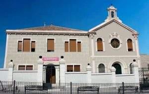 Iglesia del Colegio de la Madre del Divino Pastor (Igualada)