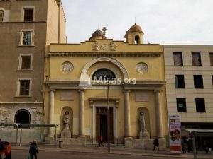 Iglesia del Cor de Maria (Claretians) (Girona)