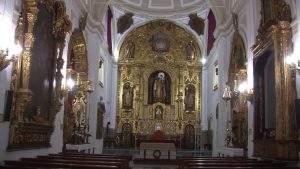 iglesia del corpus christi el viso del alcor