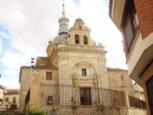 iglesia del cristo de la vera cruz consuegra
