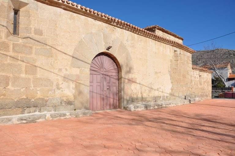 iglesia del molinillo el molinillo