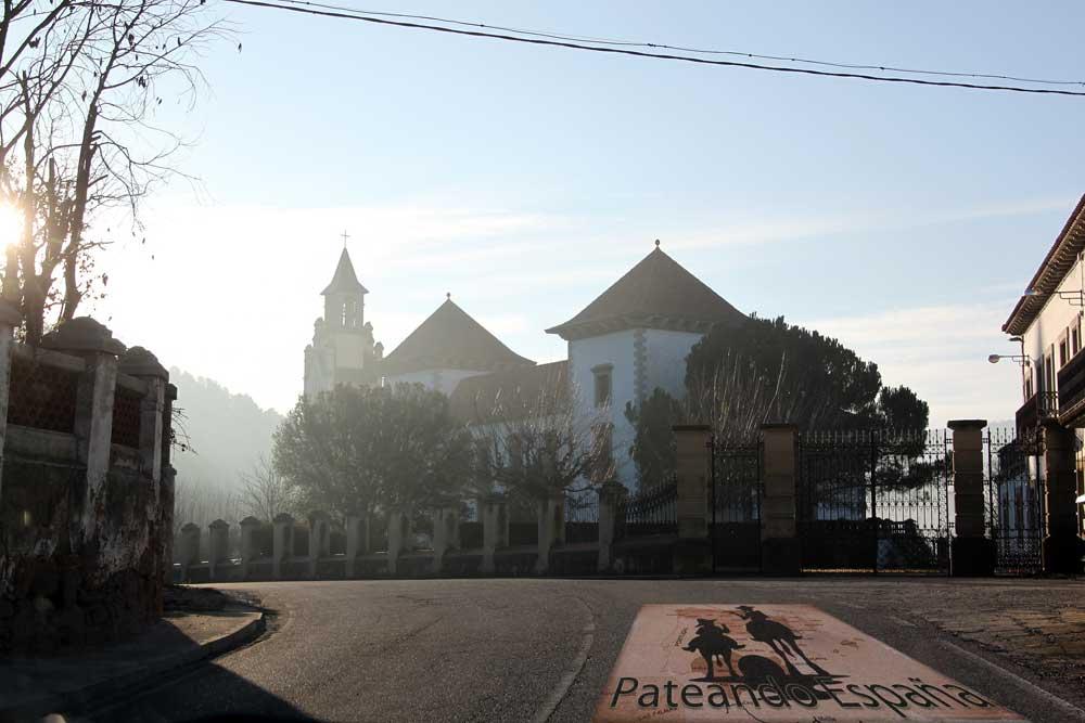 iglesia del roser valls de torruella