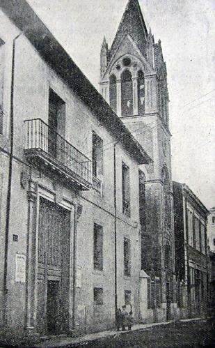iglesia del sagrado corazon de jesus jesuitas valladolid