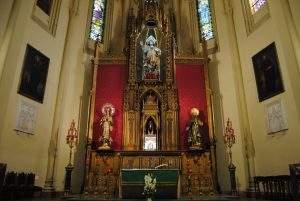 iglesia del sagrado corazon padres jesuitas granada