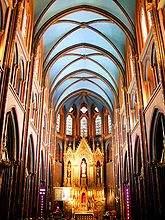 iglesia del sagrado corazon residencia de padres jesuitas bilbao