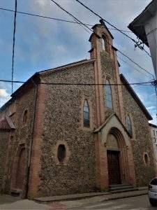 Iglesia del Sagrat Cor (Caputxins) (Olot)