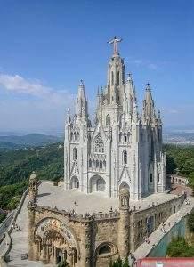 iglesia del sagrat cor de jesus les peces