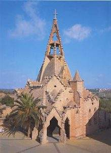 iglesia del sagrat cor vistabella