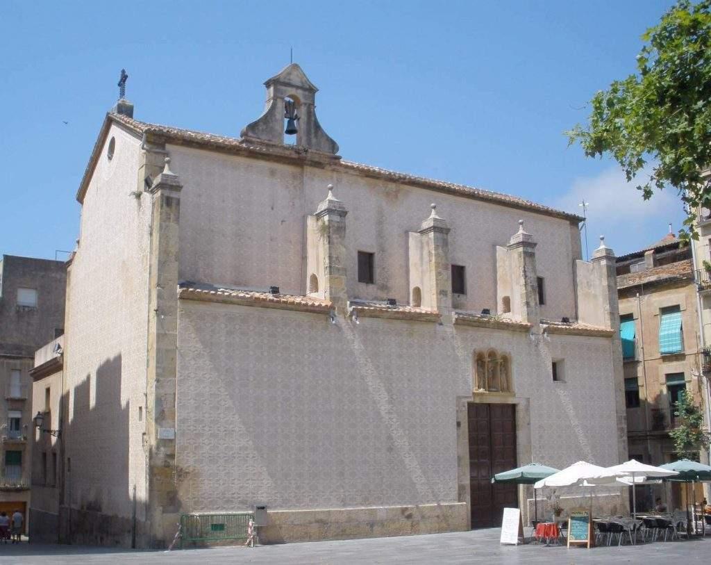 iglesia del sant crist de la sang tarragona