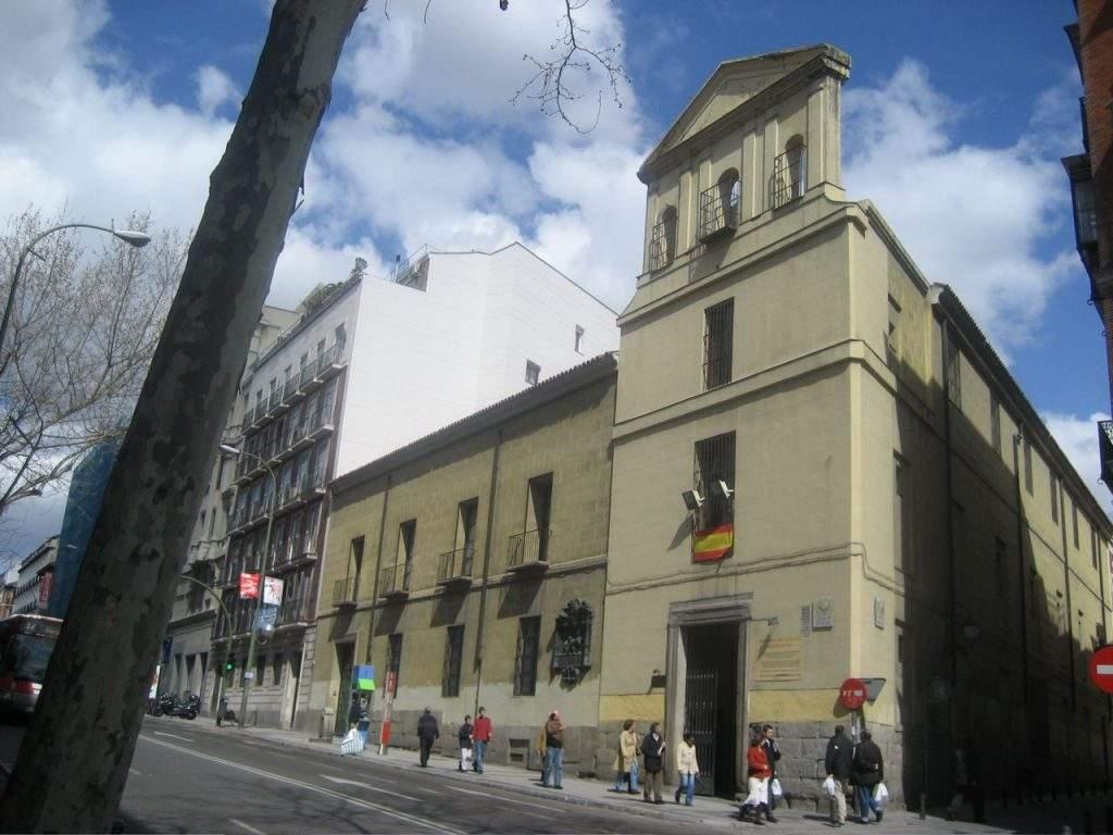 iglesia del santisimo cristo de la fe madrid