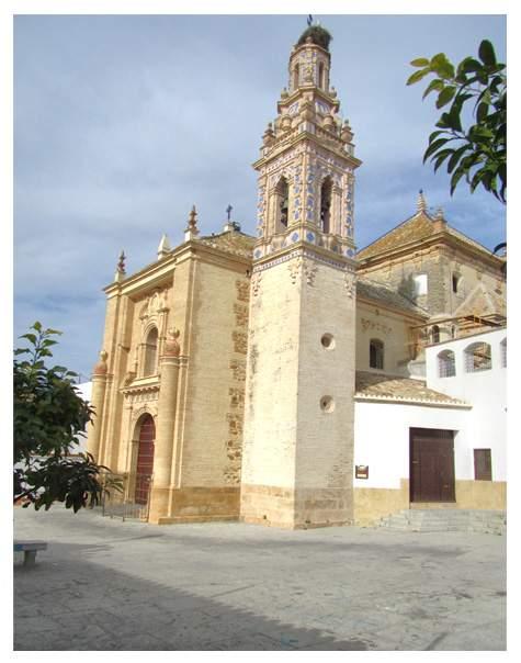 iglesia del santo cristo arahal