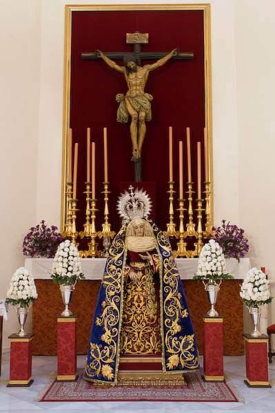 iglesia del santo cristo de la misericordia huelva
