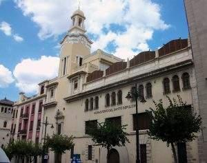 Iglesia del Santo Sepulcro (Alcoi)