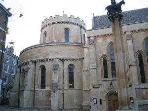 iglesia del temple o temple