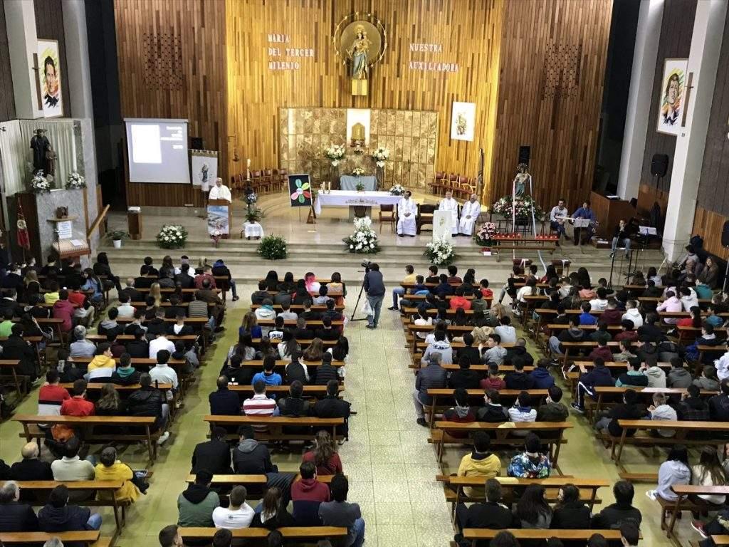 iglesia dels pares salesians mataro