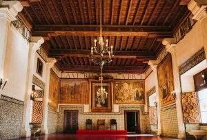 iglesia palau ducal gandia
