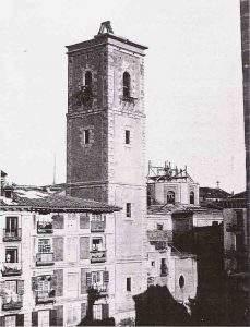 iglesia parroquial de la santa cruz torres del alcazar