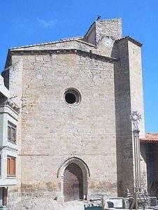 iglesia parroquial de rafales rafales