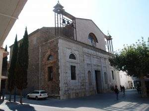 iglesia parroquial de santa maria de roses roses