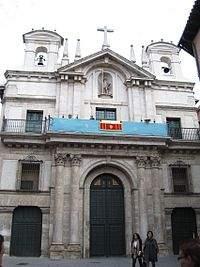 iglesia penitencial de la santa vera cruz valladolid