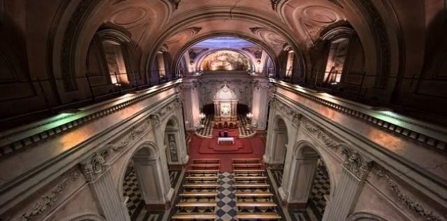 iglesia universitaria del temple valencia