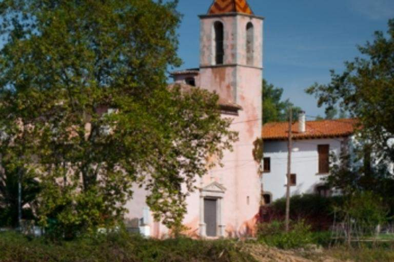 iglesia vella de sant cristofol begues