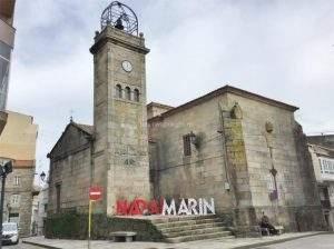 Iglesia Vieja de Santa María del Puerto (Marín)