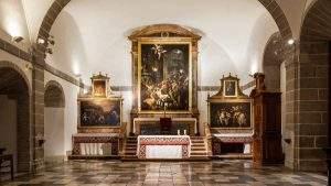 Iglesia Vieja del Real Monasterio de San Lorenzo de El Escorial (San Lorenzo de El Escorial)