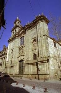 Igrexa da Universidade (Santiago de Compostela)