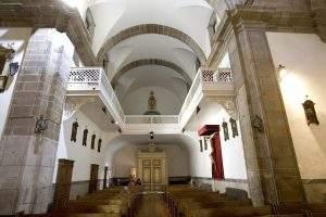Igrexa das Orfas (Colegio Nuestra Señora de los Remedios) (Santiago de Compostela)