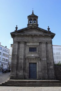 Igrexa de Nosa Señora da Pastoriza (Santiago de Compostela)