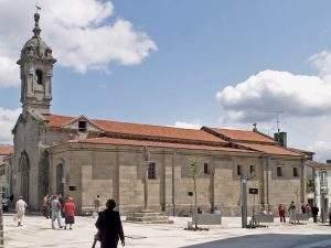 igrexa de san fiz de solovio santiago de compostela