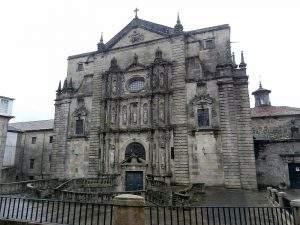 Igrexa de San Martiño Pinario (Santiago de Compostela)