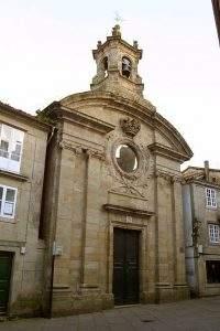 Igrexa de Santa María do Camiño (Santiago de Compostela)