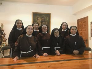 Madres Capuchinas (Caspe)