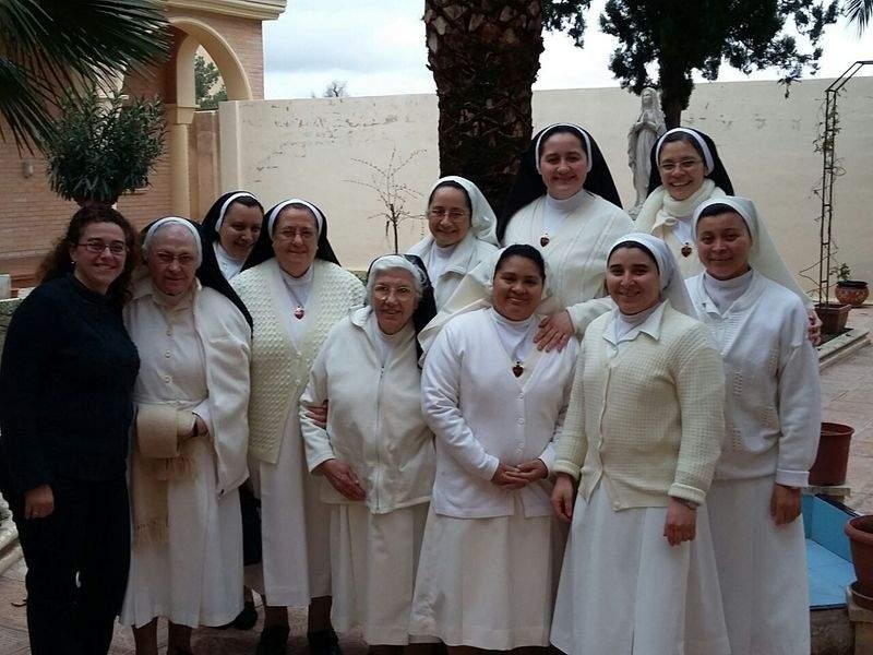 misioneras de la caridad casa madre hellin