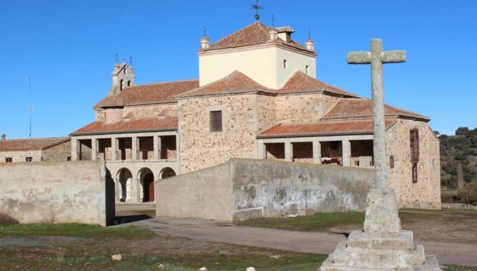 monasterio benedictino de santa maria de valdejimena horcajo medianero