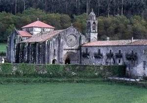 monasterio cisterciense de armenteira a armenteira 1