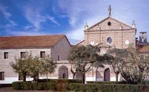 monasterio de capuchinas nava del rey