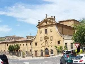 Monasterio de Concepcionistas Franciscanas (Recoletas) (Estella)