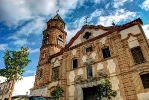 monasterio de jesus maria del socorro minimas archidona
